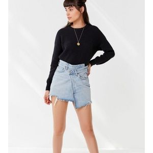 Urban outfitters black crew neck sweater